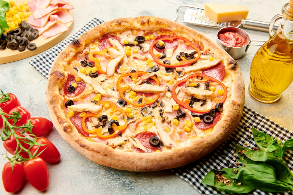 Pizza Di'Vino