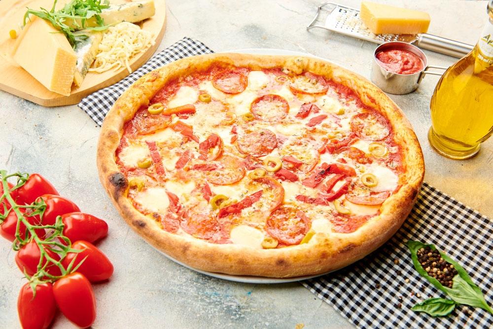 Pizza Folgaria