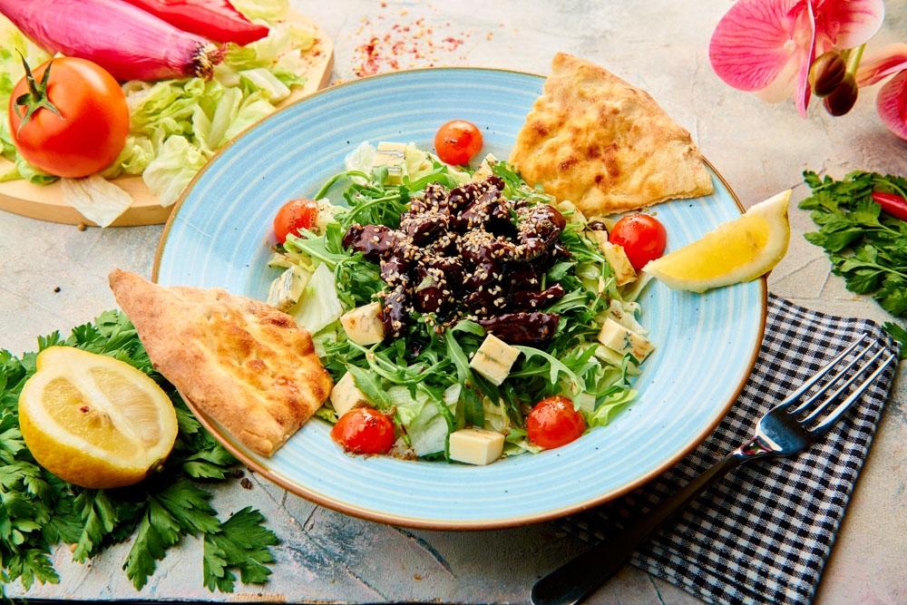 Salata muschi vita